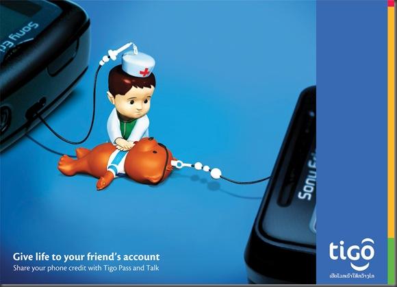 TigoPhoneDangler