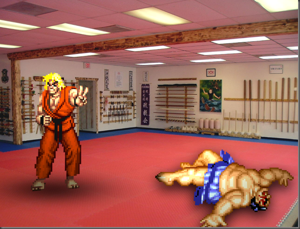 Retro_Dojo___Street_Fighter___by_RETROnoob