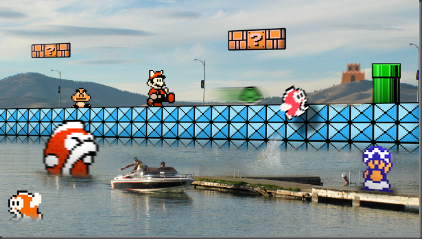 Retro_Lake___Mario_Bros_3___by_RETROnoob