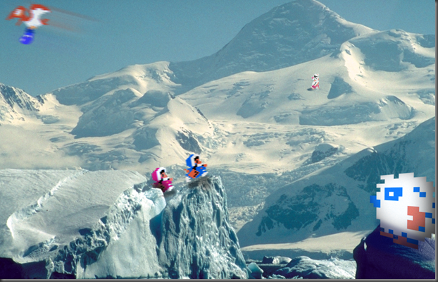 RetroMountain___Ice_Climbers___by_RETROnoob