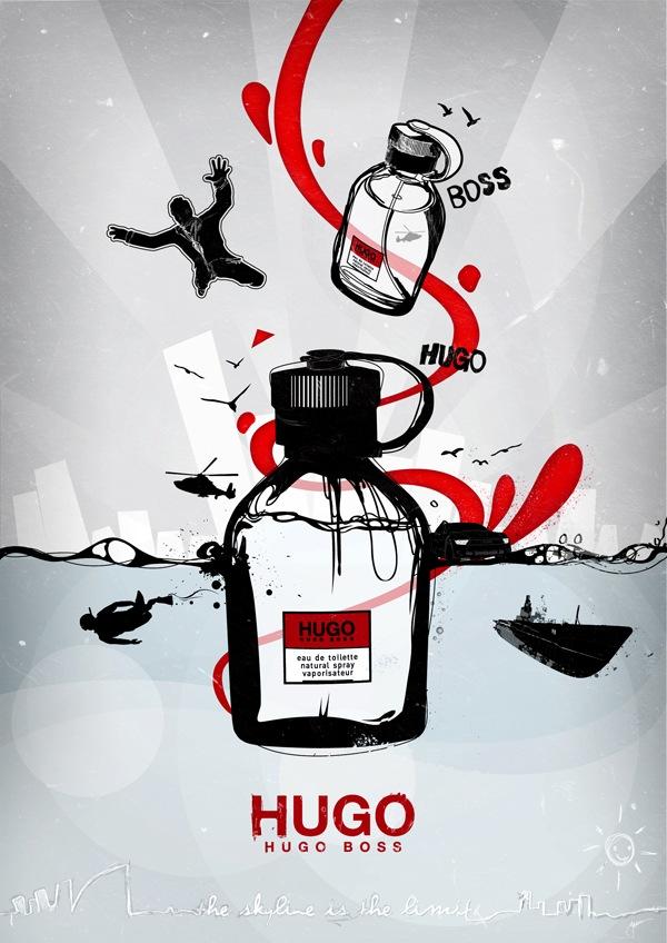 Hugo_create___the_skyline_is___by_JaxeNL