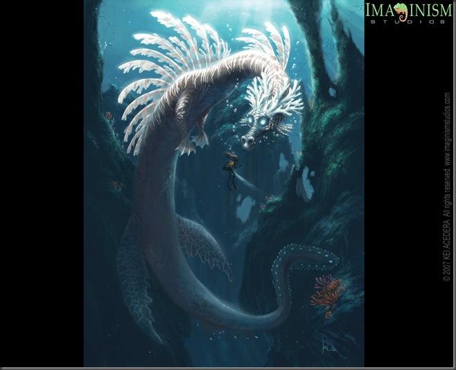 12-sea-dragon-art-wallpaper