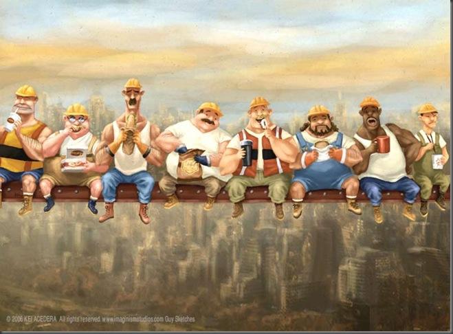 construction-worker-men-art