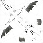 Oritsunagumono / X-Ray Origami by Takayuki Hori