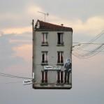 Laurent Chehere's flying houses